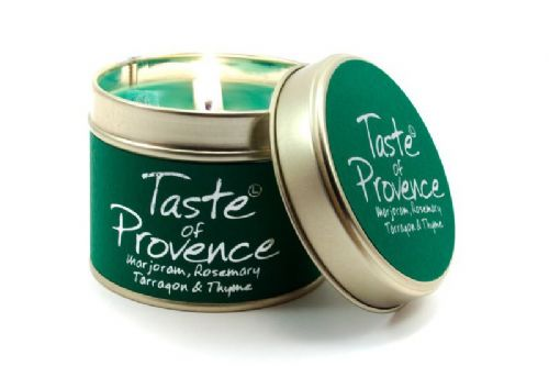 Lily-Flame candle- Taste of Provence